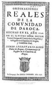 ordenanzas_daroca_moyuela